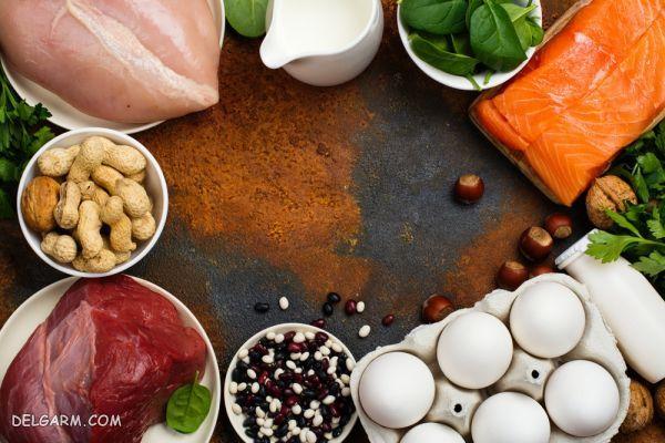 مواد غذایی دارای کلاژن و الاستین
