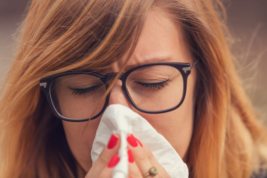 ۱۰ راهکار خانگی برای درمان قطعی رینیت آلرژیک