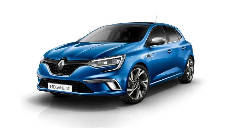 مشخصات فنی کامل خودرو مگان (Mégane)