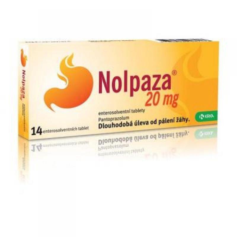 کم کردن اسید معده با قرص نولپازا