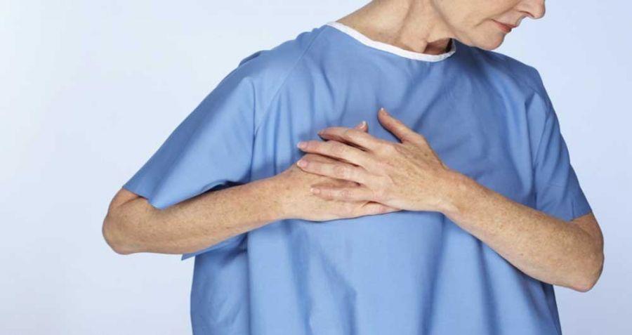 بررسی عوامل اصلی سوزش و درد سمت راست سینه