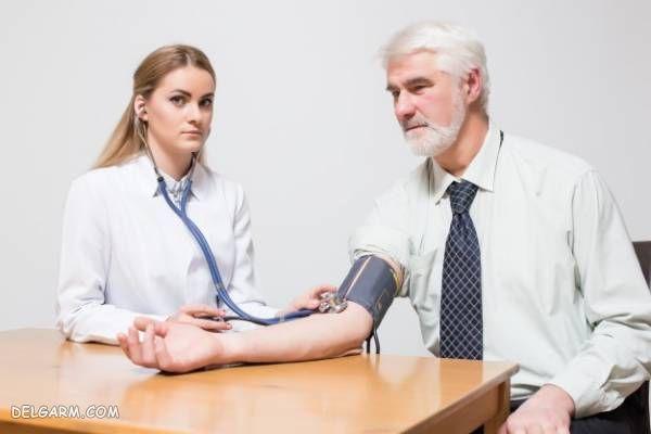 فشار خون برای افراد مسن