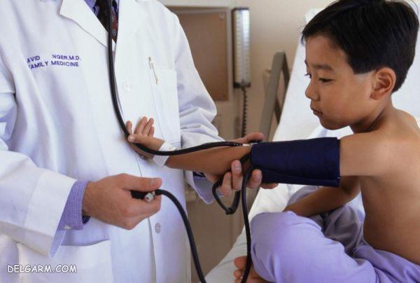 عدد فشار خون مناسب کودکان و نوجوانان