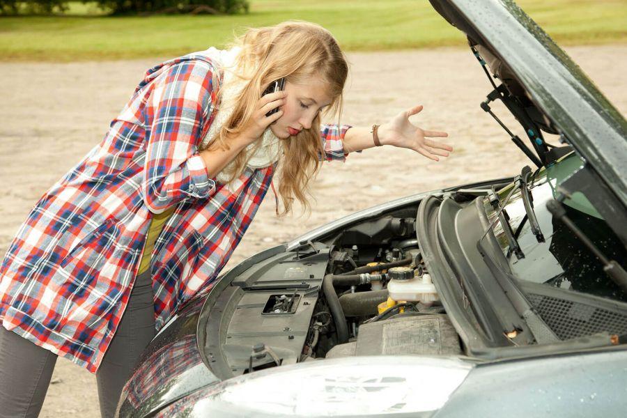 ریپ زدن ماشین نشانه چیست ؟