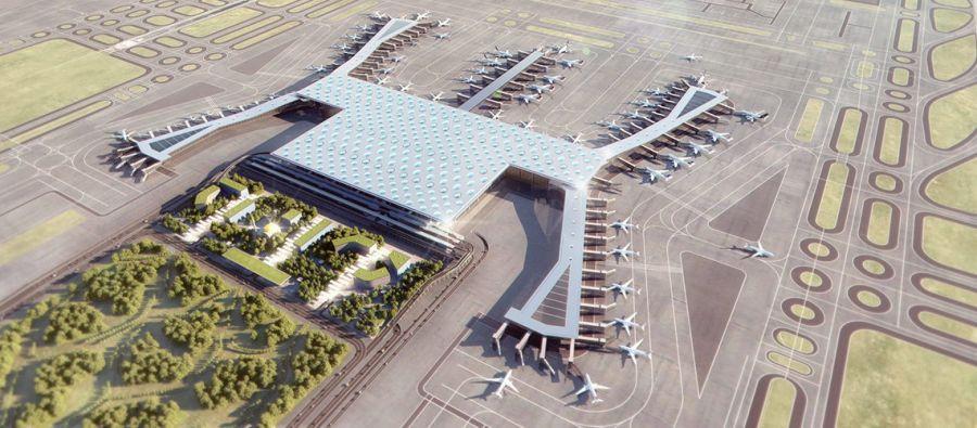 فرودگاه جدید استانبول | معرفی و شناخت بزرگترین فرودگاه جهان