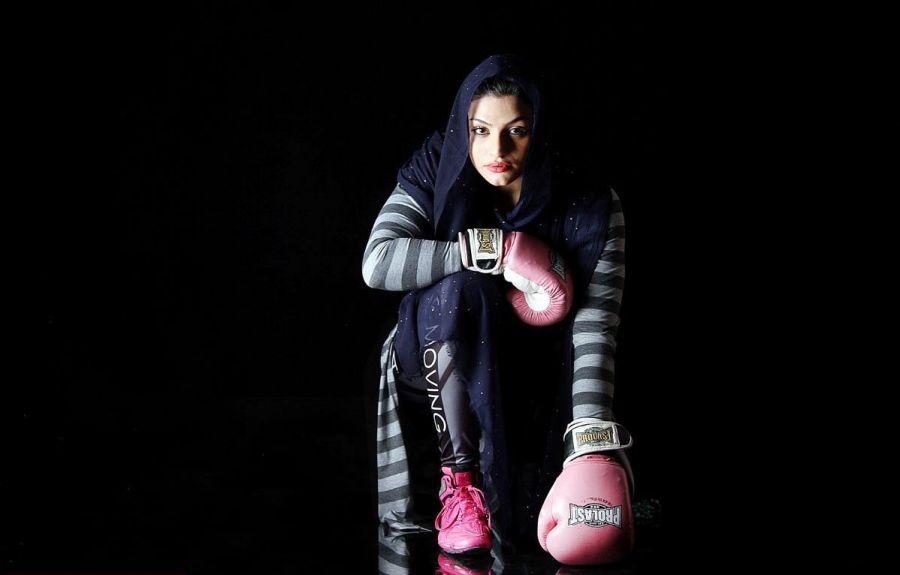 صدف خادم | بیوگرافی کامل صدف خادم بوکسور ایرانی