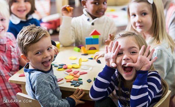 فواید و معایب مهدکودک برای کودکان