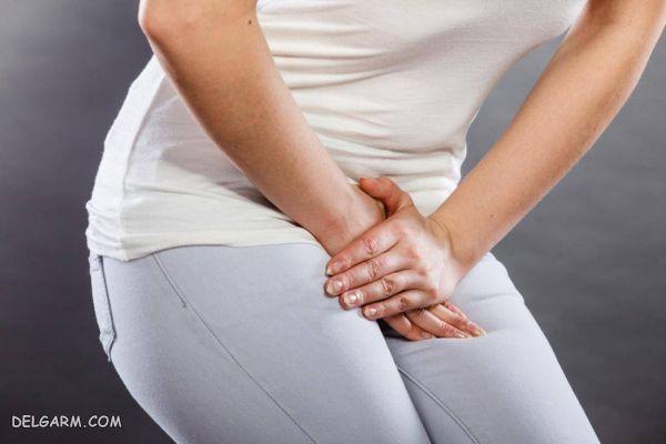 انواع ترشحات واژن