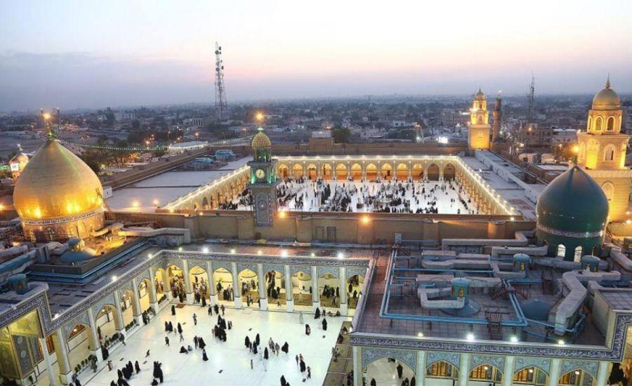 متن مناجات حضرت علی در مسجد کوفه  + ترجمه