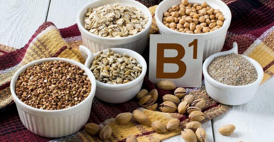 معرفی ۳۰ ماده غذایی داری تیامین و ویتامین B۱