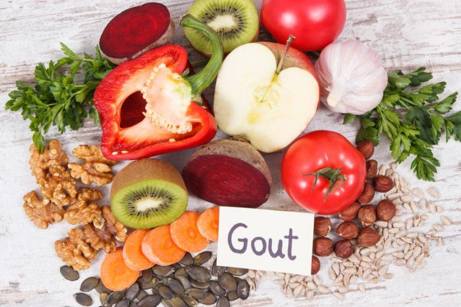 خوراکی های موثر در درمان بیماری نقرس کدامند ؟