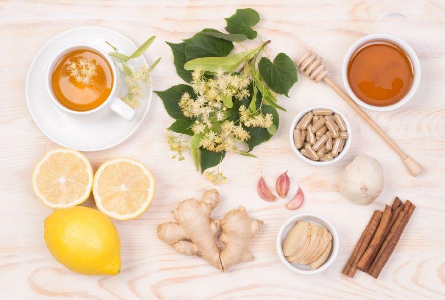 ۲۰ خوراکی جادویی برای درمان سریع سرماخوردگی