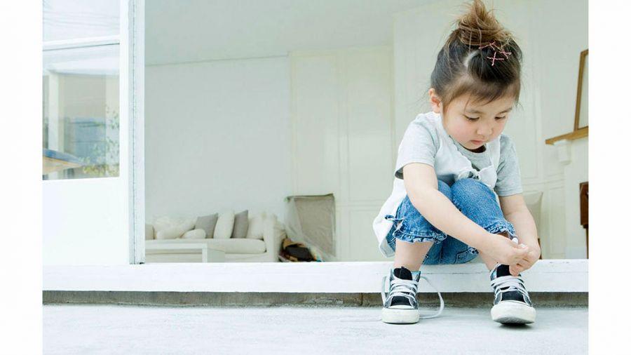 نکات مهم درباره خرید کفش مناسب برای کودک نوپا
