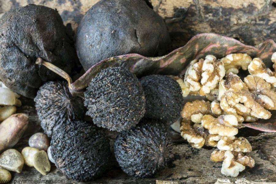 گردو سیاه : معرفی دقیق خواص گردوی سیاه برای سلامت بدن