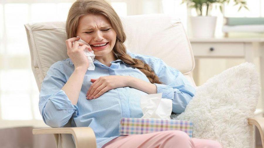 استرس در بارداری : عوارض استرس بارداری روی مادر و جنین