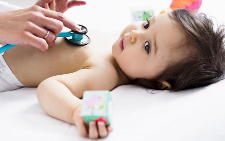 بررسی دقیق تعداد ضربان قلب  طبیعی و غیر طبیعی کودکان