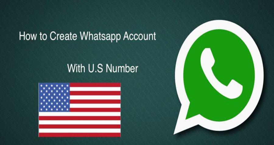 آموزش ساخت شماره مجازی برای واتساپ به صورت تصویری + ویدیو