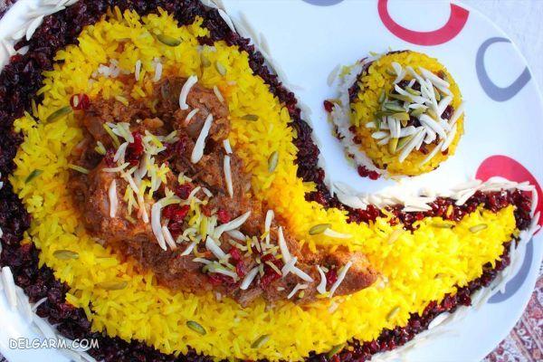   انواع غذاهای برنجی