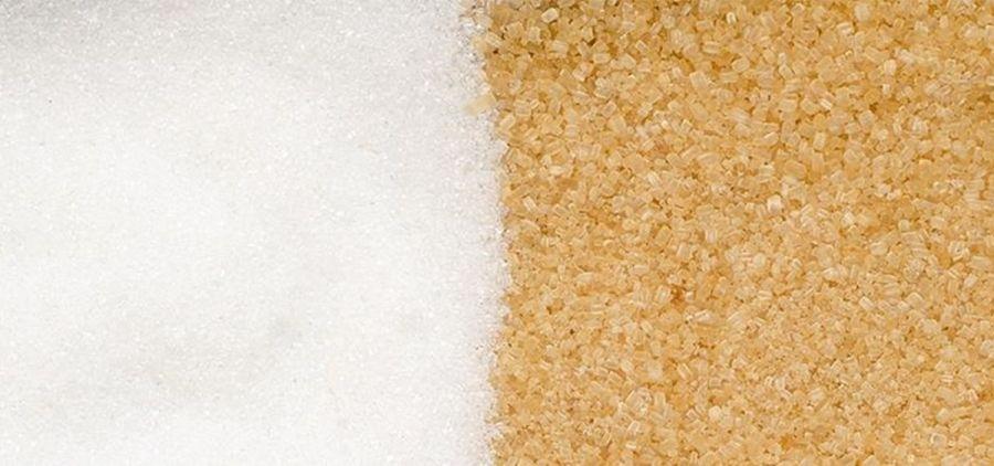 تفاوت بین شکر قهوه ای و شکر سفید در چیست ؟