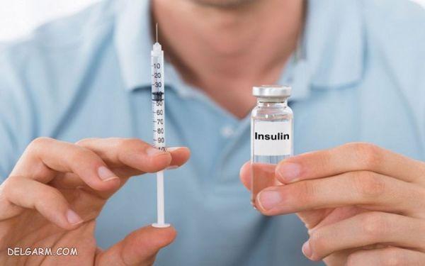 انسولین درمانی و عوارض انسولین درمانی