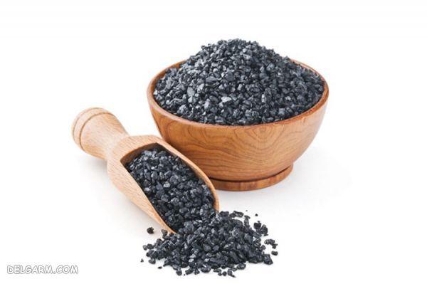 فرق نمک سیاه با نمک معمولی
