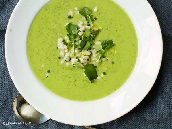 the vegetables / طرز تهیه استاک سبزیجات