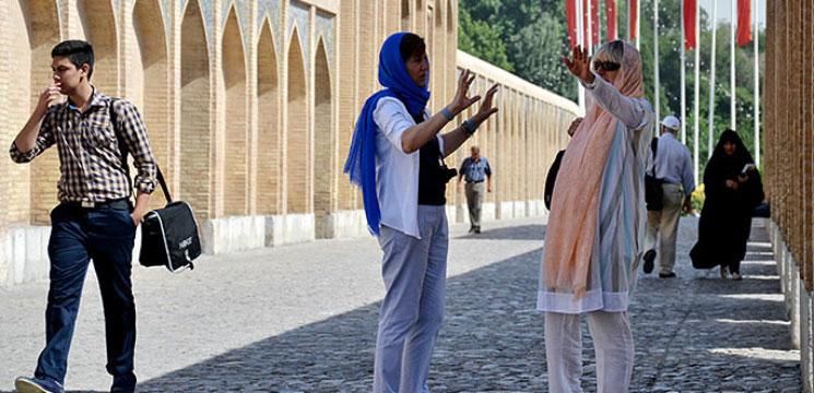 مردم کدام کشورها بیشتر به ایران سفر میکنند؟