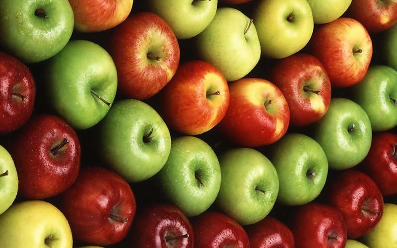 ۱۰ برابر شدن صادرات سیب کشور