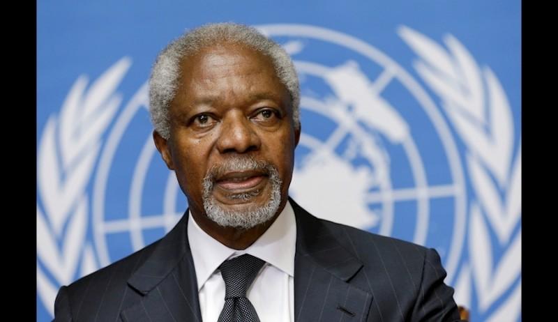 کوفی عنان، دبیرکل پیشین سازمان ملل متحد درگذشت.