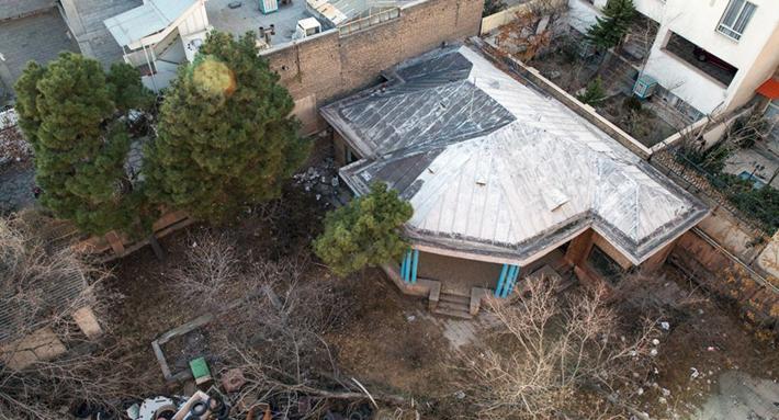 خانه نیمایوشیج در تهران