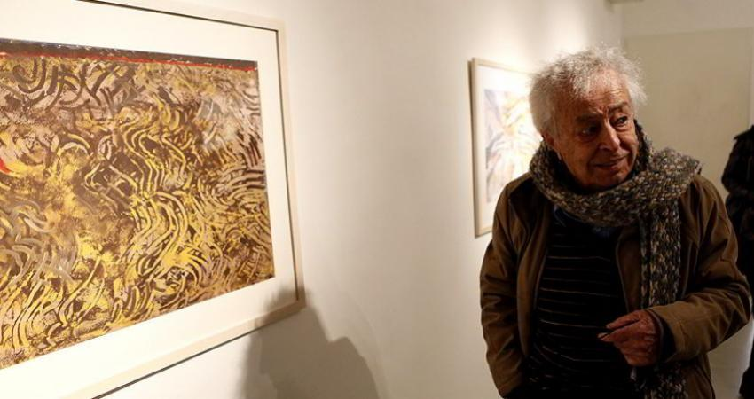محسن وزیریمقدم، نقاش ایرانی درگذشت +  تصاویر