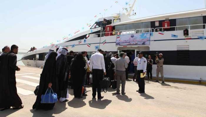 بحران کمبود کالاهای اساسی در ایران و مسافران عراقی