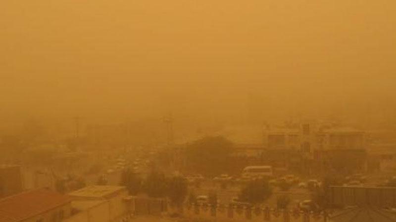 تشنج ۵ دانش آموز خوزستانی به دلیل گرد و خاک