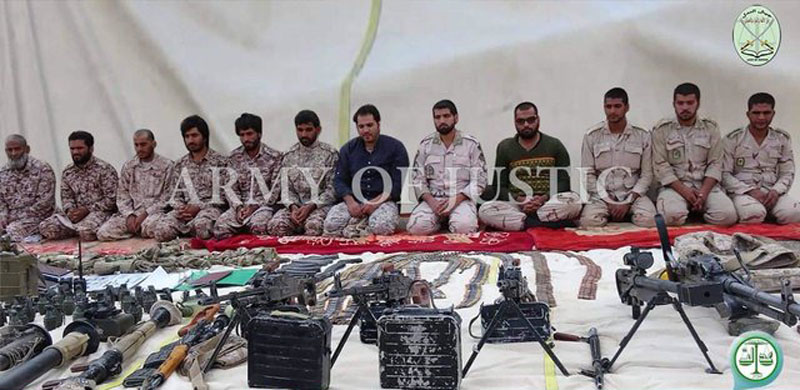 خبر جدید از مرزبانان میرجاوه / ۳۰ مهر ۱۳۹۷ + عکس