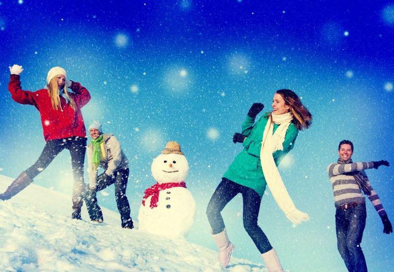 تعبیر خواب برف بازی و آدم برفی چیست ؟