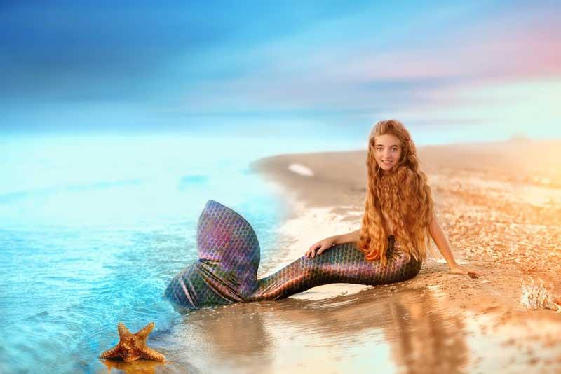 دیدن پری دریایی در خواب چه تعبیری دارد ؟