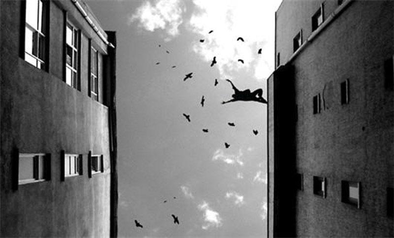 خودکشی توریست اروپایی در تهران