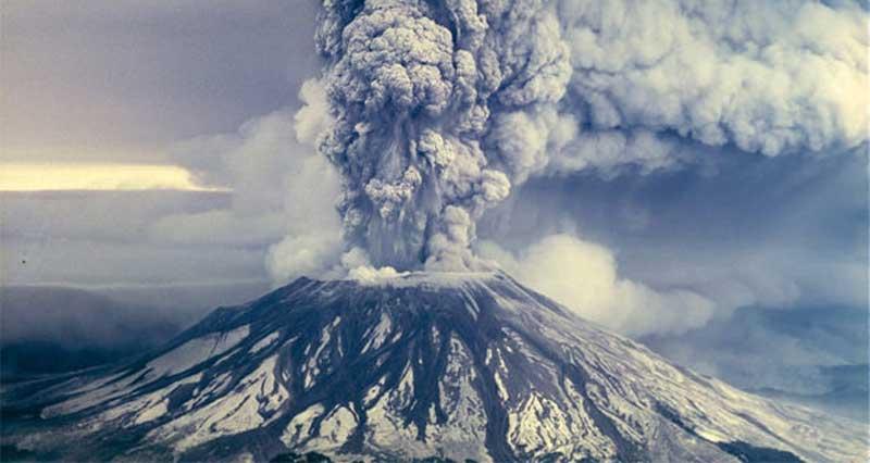آتشفشان دماوند آنچنان که باید خاموش نیست + فیلم