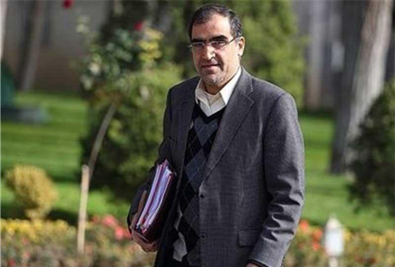 دلیل استعفای وزیر بهداشت مشخص شد