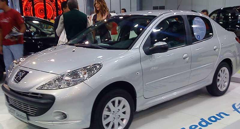 افزایش 31 میلیونی قیمت پژو 207 اتوماتیک توسط ایران خودرو اعلام شد