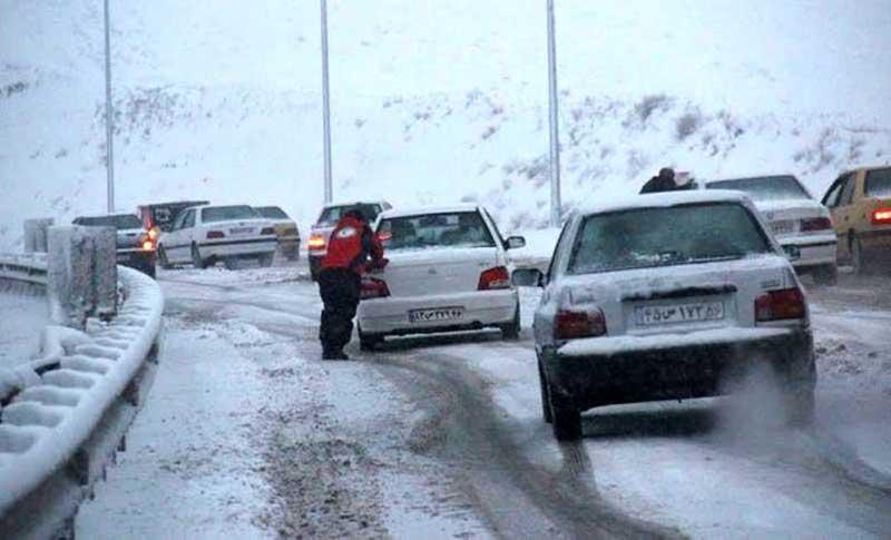 اخطار هواشناسی ; آغاز سرمای شدید از ۲۶ دیماه