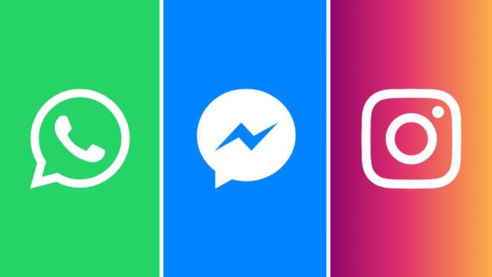 ادغام  فیسبوک ، واتس آپ و اینستاگرام چه مزیتی دارد ؟