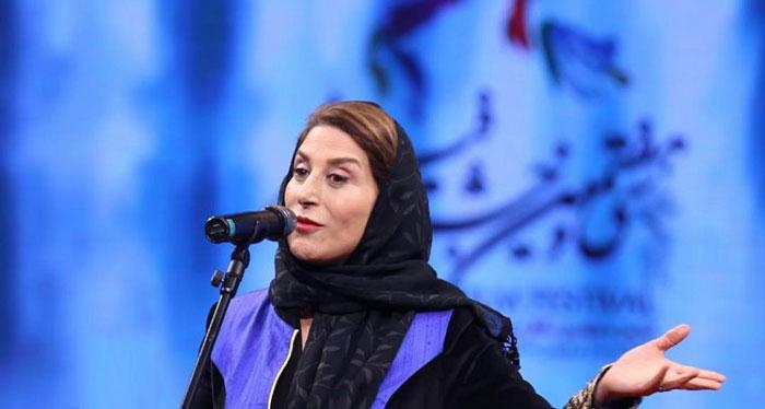 توهین روزنامه کیهان به فاطمه معتمد آریا
