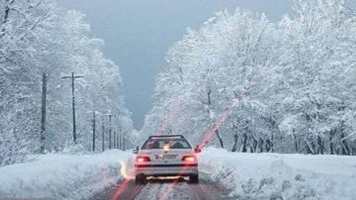هواشناسی : ۱۸ استان درگیر سیل، برف و کولاک | بهمن ۹۷