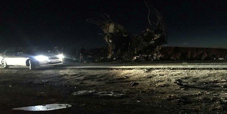 آخرین خبرها از حمله انتحاری در سیستان   ۲۴ بهمن ۹۷