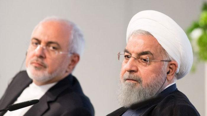 استعفای ظریف رد شد   متن پاسخ روحانی به نامه استعفای جواد ظریف
