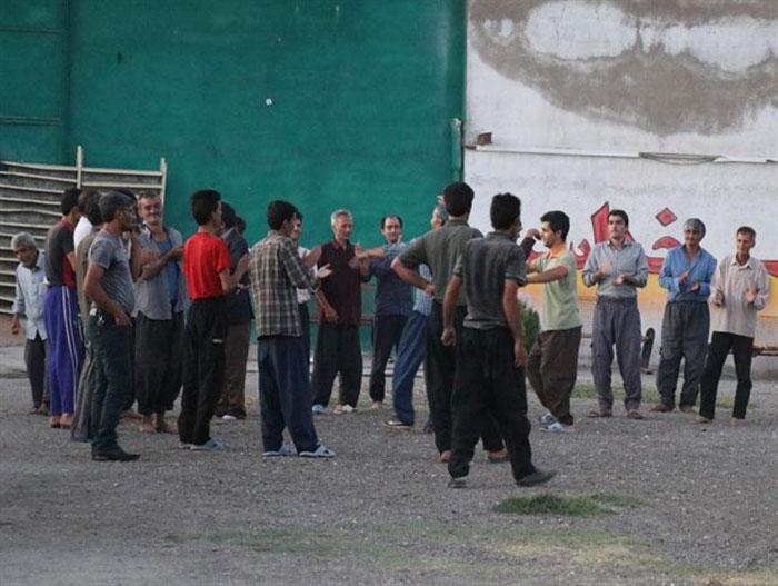 خودکشی دسته جمعی در مرکز ترک اعتیاد