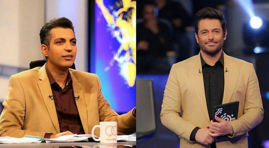 حواشی عادل فردوسی پور و محمدرضا گلزار در جشنواره جام جم