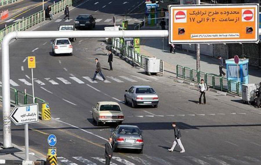 جزئیات توقف اجرای طرح ترافیک و زوج و فرد در نوروز ۹۸