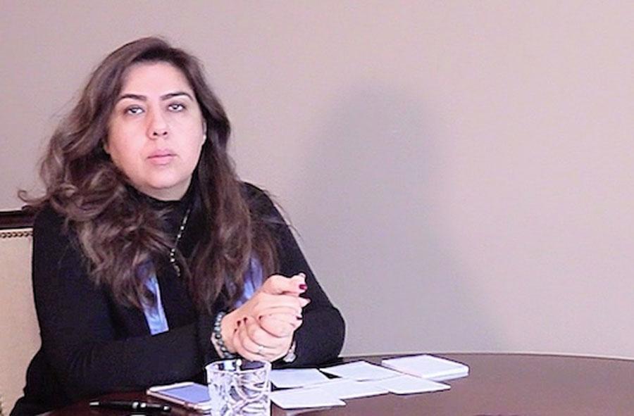 صحبتهای مرجان آل آقا در مورد ماجرای اختلاس پتروشیمی